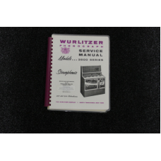 Wurlitzer Service Manual 3500 series