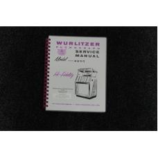 Wurlitzer Service Manual 2250