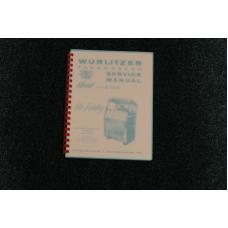 Wurlitzer Service Manual 2150