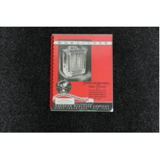 Wurlitzer Service Manual 3020