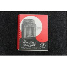 Wurlitzer Service Manual 1400