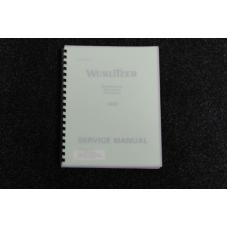 Wurlitzer Service Manual 1983