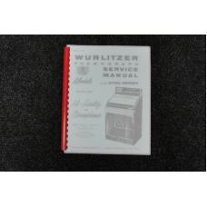 Wurlitzer Service Manual 2700 series