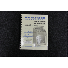 Wurlitzer Service Manual 2900 series