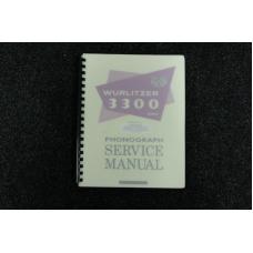 Wurlitzer Service Manual 3300 series