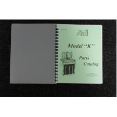 AMI - Model K Parts Catalog