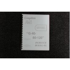 AMI - G-40-80-120 Service Manual
