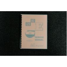 AMI -  Model E 80, 120 Service Manual