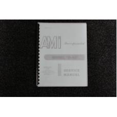 AMI - Model D 40 Service Manual