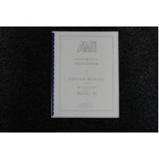 AMI - Model A and B Service Manual