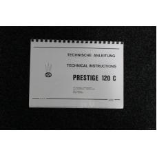 NSM - Service Manual Model Prestige 120C