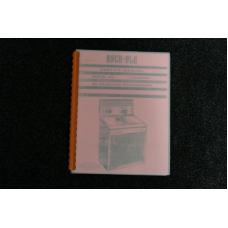 Rock-Ola - Service Manual Model 431