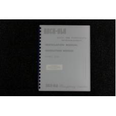 Rock-Ola - Installation/Instruction Manual, Parts List Model 1458