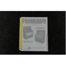 AMI - Model MM3, MM4 Parts Catalog