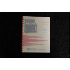 Rock-Ola - Service  and Parts Manual Model 426