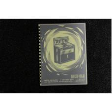 Rock-Ola - Parts Catalog Model 433