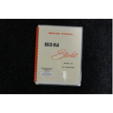 Rock-Ola - Service Manual Model 429 Starlet