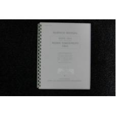 Rock-Ola - Service Manual Model 1941