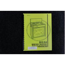 Rock-Ola - Service Manual Model 461