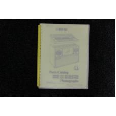 Rock-Ola - Parts Catalog Model 453, 454