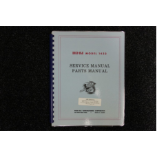 Rock-Ola - Service and Parts Manual Model 1432