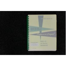 Rock-Ola - Service  Manual Model 424