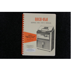 Rock-Ola - Service  and Parts Manual Model 414 and 414S