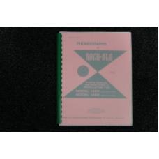 Rock-Ola - Installation/Instruction/Parts Manual Model 1488 1495