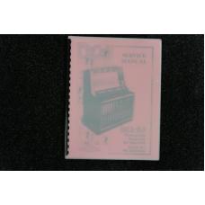 Rock-Ola - Service  Manual Model 442 443