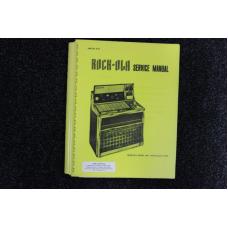Rock-Ola - Service  Manual Model 440