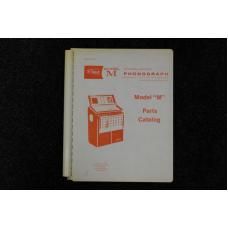 Rowe AMI - Parts Catalog Model M