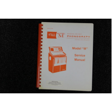 Rowe AMI - Service Manual Model M