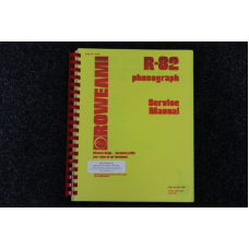 Rowe AMI - Service Manual Model R-82
