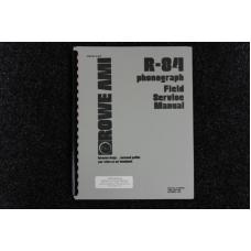 Rowe AMI - Service Manual R-84