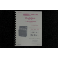 Seeburg - Installation & Operation Manual and Parts Catalog M 100A