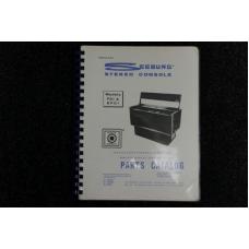 Seeburg - Installation & Operation Manual and Parts Catalog Models FC1, EFC1