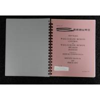 Seeburg - Service Manual 1939 Models Wall-O-Matic RC and Speaker
