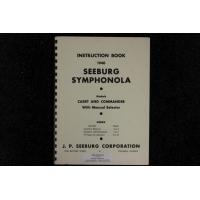 Seeburg - Instruction Book models Cadet and Commander