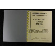Seeburg - Electronic Units Service Manual and Parts Catalog