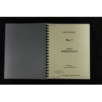 Seeburg - Service Manual 1941 Models