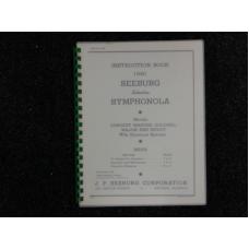 Seeburg - Instruction Book 1940