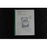 Seeburg - Installation and Operation Manual STD3, ESTD3