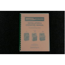 Seeburg - Installation & Operation Manual Model 101, 161, 201